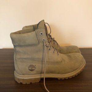 Timberland boots!